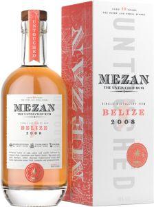 [kuva: Mezan Unaltered Belize Rum 2008(© Alko)]