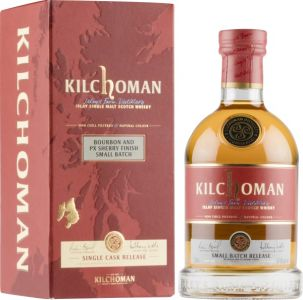 [kuva: Kilchoman Bourbon and Sherry Finish Single Malt(© Alko)]
