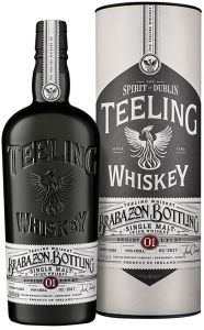 [kuva: Teeling Single Malt Brabazon Bottling 1(© Alko)]