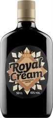 [kuva: Royal Cream Salmiakkikermalikööri muovipullo(© Alko)]
