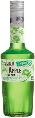 [kuva: De Kuyper Sour Apple(© Alko)]