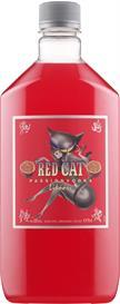 [kuva: Red Cat  muovipullo(© Alko)]