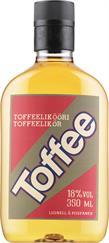 [kuva: Toffee muovipullo(© Alko)]