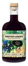 [kuva: Rooftop Garden Organic Blueberry Ginger(© Alko)]