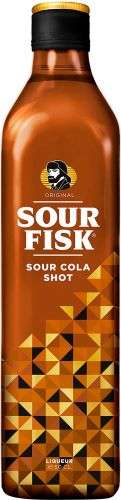 [kuva: Sour Fisk Sour Cola(© Alko)]
