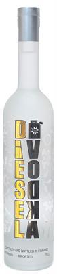 [kuva: Diesel Vodka(© Alko)]