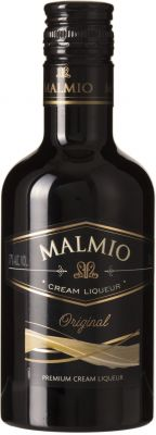 [kuva: Malmio Original Cream muovipullo(© Alko)]