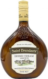 [kuva: Saint Brendan's Irish Cream(© Alko)]