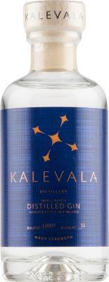 [kuva: Kalevala Navy Strength Gin(© Alko)]