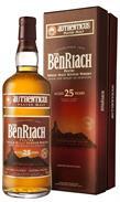 [kuva: The BenRiach Autehenticus 25 Year Old Peated Single Malt(© Alko)]