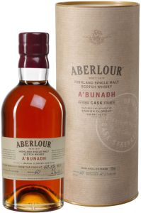 [kuva: Aberlour A'Bunadh Highland Single Malt(© Alko)]