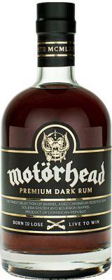 [kuva: Motörhead Premium Dark Rum(© Alko)]