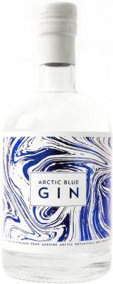 [kuva: Arctic Blue Gin(© Alko)]