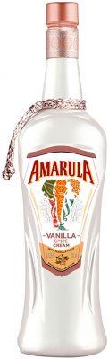 [kuva: Amarula Vanilla Spice(© Alko)]
