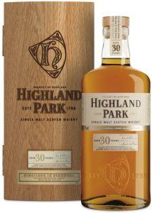 [kuva: Highland Park 30 Year Old Single Malt(© Alko)]