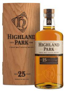 [kuva: Highland Park 25 Year Old Single Malt(© Alko)]