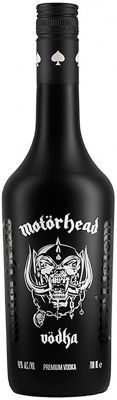 [kuva: Motörhead Vodka(© Alko)]