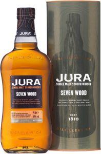 [kuva: Jura Seven Wood Single Malt(© Alko)]