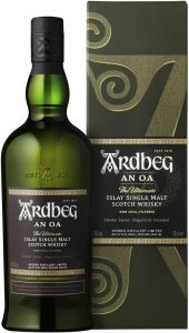 [kuva: Ardbeg An Oa Single Malt(© Alko)]