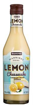 [kuva: Warninks Lemon Cheesecake(© Alko)]