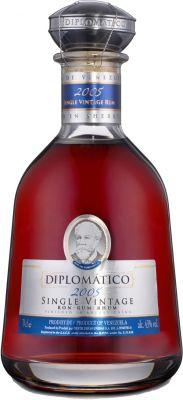 [kuva: Diplomático Single Vintage 2005(© Alko)]