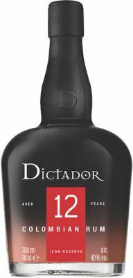 [kuva: Dictador 12 Years Icon Reserve(© Alko)]