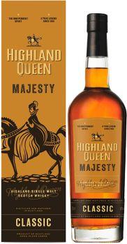 [kuva: Highland Queen Single Malt(© Alko)]