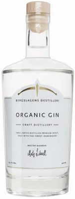 [kuva: Bergslagens Organic Gin(© Alko)]