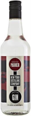 [kuva: Dorothy Parker American Gin]