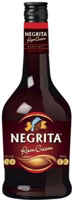 [kuva: Negrita Rum Cream(© Alko)]