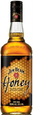 [kuva: Jim Beam Honey(© Alko)]