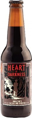 [kuva: Heart Of Darkness Director's Cacao Nib Porter(© Alko)]