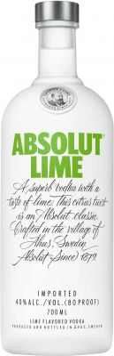 [kuva: Absolut Lime(© Alko)]