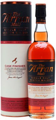 [kuva: The Arran Malt Amarone Cask Finish Single Malt(© Alko)]