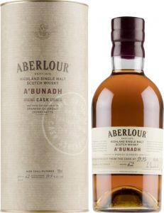 [kuva: Aberlour A'Bunadh Batch 62 Highland Single Malt(© Alko)]