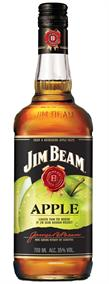 [kuva: Jim Beam Apple(© Alko)]