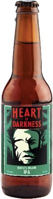 [kuva: Heart Of Darkness Kurtz Insane IPA(© Alko)]