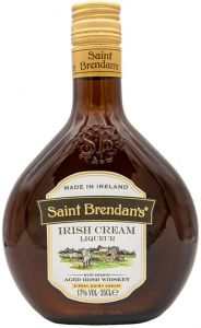 [kuva: Saint Brendan's Irish Cream(© Alko)]