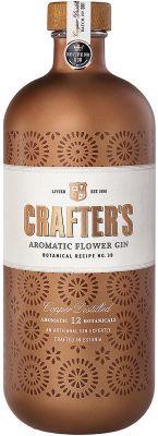 [kuva: Crafter's Aromatic Flower Gin(© Alko)]