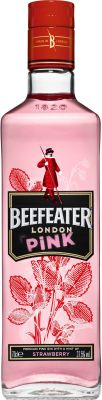 [kuva: Beefeater Pink Strawberry Gin(© Alko)]