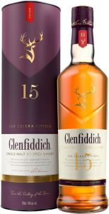 [kuva: Glenfiddich 15 Year Old Single Malt(© Alko)]