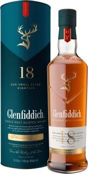 [kuva: Glenfiddich 18 Year Old Single Malt(© Alko)]