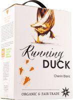 [kuva: Running Duck Chenin Blanc 2019 hanapakkaus]