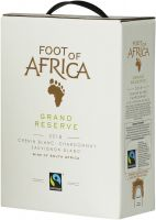 [kuva: Foot of Africa Grand Reserve 2019 hanapakkaus]