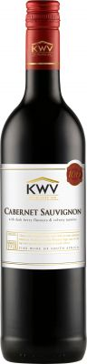 [kuva: KWV Classic Collection Cabernet Sauvignon 2017(© Alko)]