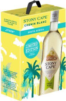 [kuva: Stony Cape Chenin Blanc hanapakkaus(© Alko)]