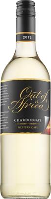 [kuva: Out of Africa Chardonnay 2015(© Alko)]