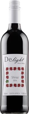 [kuva: Delight Shiraz 2016(© Alko)]