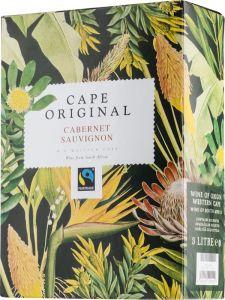 [kuva: Cape Original Cabernet Sauvignon 2019 hanapakkaus(© Alko)]