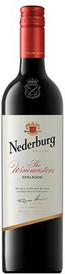 [kuva: Nederburg Winemaster's Edelrood 2014(© Alko)]